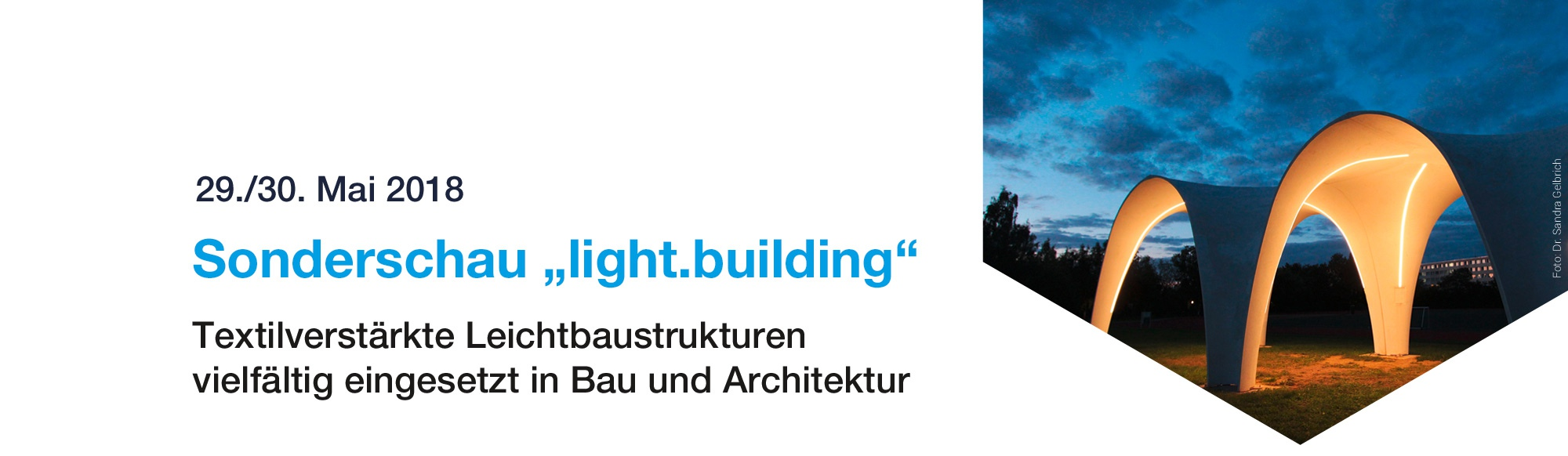 Sonderschau light.building